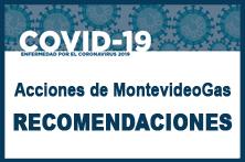 Acciones de MontevideoGas - Recomendaciones