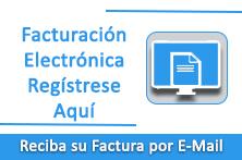 Registro para recibir comprobante fiscal electrónico