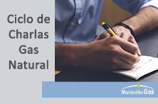 Ciclo de charlas: Gas Natural, Instalaciones, Equipos, Certificados de Eficiencia Energética