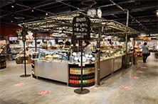 Fresh Market, nuevo cliente de MontevideoGas
